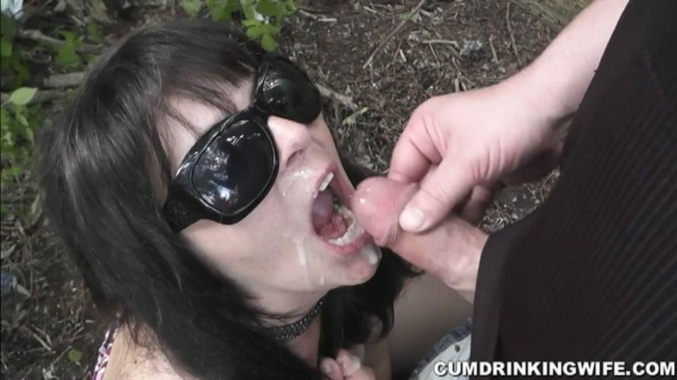 Sperma veel sperma daar houd ze van