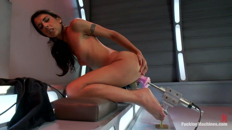 Overweldigende geile sex machines